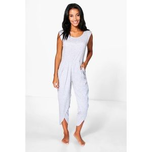 Boohoo Lounge Jumpsuit